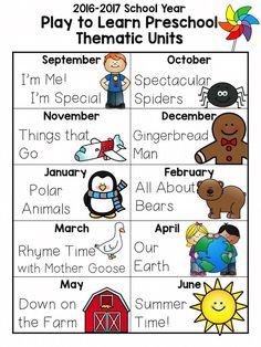 Plan Ahead for Preschool