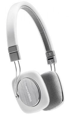 Bowers and Wilkins P3 Headphones White B Grade