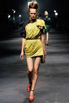 Lanvin Spring 2010 Ready-to-Wear - Collection - Gallery - Style.com