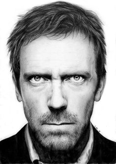 Celebrity Drawings Celebrity Drawings,faces Hugh Laurie I'm kinda in love with this beautiful man! Celebrity Drawings, Celebrity Portraits, Celebrity Photos, Celebrity Houses, Celebrity Style, Hugh Laurie, Photo Portrait, Pencil Portrait, Black And White Drawing