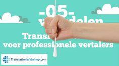 TranslationWebshop is een goede manier om je 24/7 te presenteren aan opdrachtgevers zonder dat je tijd en moeite hoeft te steken in het opstellen van offertes. Daardoor heb je alle tijd om te vertalen tegen jouw eigen tarief. Het enige dat jij hoeft te doen, is je profiel zo goed mogelijk invullen, zodat opdrachtgevers er niet aan twijfelen om jou te kiezen voor hun vertaalopdracht.  Meld je snel aan op www.translationwebshop.com!