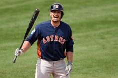 ORLANDO, Fla. - The Astros' muddled first-base picture cleared up considerably Monday.