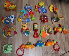Hračky pro miminka spousta hraček pro nejmenší - 1
