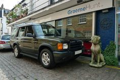 1998 Land Rover Discovery 2 ES V8 - Prototype.