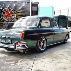 VW Notchback I love these rides
