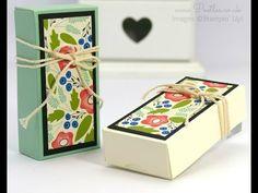 Pretty Petals DSP Stack, Very Vanilla Thick Baker's Twine - Fold Over Box