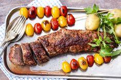 Murea possu on grilliruokien aatelia! Kokeile pehmeänmakuista punaviinipossua jo tänään: http://www.dansukker.fi/fi/resepteja/punaviinipossua-grillissa.aspx #grillaus #possu #grilli