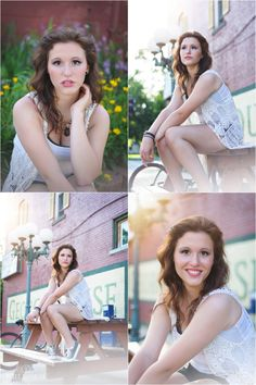 Coffeehouse senior pictures in Findlay Ohio by Britt Lanicek Photography   Downtown senior pictures   George House Tea & Coffee Co   www.brittlanicekphotography.com