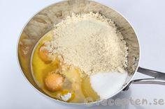 Ingredienser tillsatta till smälta smöret Hummus, Ethnic Recipes, Food, Essen, Meals, Yemek, Eten