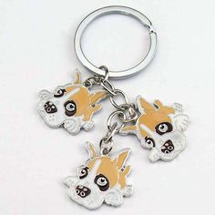 The boxer Keychain