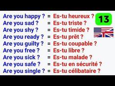 Free Es, Phrases, Are You Happy, Sick, Language, English People