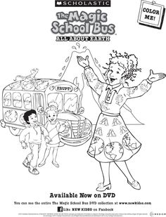 1000 images about magic school bus on pinterest school buses the magic and activities. Black Bedroom Furniture Sets. Home Design Ideas