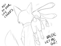 I have no idea whats going on between them lol I tried to color it and well it didn't turn out so good. If anyone wants to color anything I do give it your best shot lol Zootopia Fanart, Zootopia Comic, Disney Sketches, Disney Drawings, Gravity Falls, Nick And Judy Comic, Dr Evil, Zootopia Nick And Judy, Nick Wilde