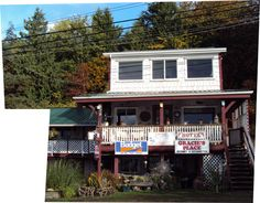 Gracie's Place. Great place to stay in Queen Charlotte, Haida Gwaii, British Columbia.