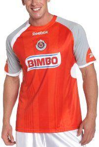 8bb250b46 Chivas De Guadalajara Short Sleeve Away Soccer Jersey by Reebok.  49.00.  100 percent polyester
