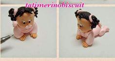 Cute Babygirl - step by step Photo tutorial - Bildanleitung