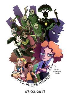 Milo Murphys Law, Phineas Y Ferb, Murphy Law, Love Milo, Disney Stuff, Pixar, Cartoons, Geek Stuff, Fandoms