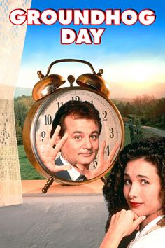 TV weatherman Phil Connors (Bill Murray) is sent to Punxsutawney, Pennsylvania, to cover the annual Groundhog Day festivities. But on his way out of town, Phil is caught in a giant blizzard, which he failed to predict, and finds himself stuck in small-town hell. Just when things couldn't get any worse, they do. Phil wakes the next morning to find it's Groundhog Day all over again... and again... and again.