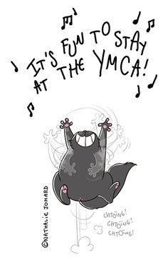 Petit précis de Grumeautique - Blog illustré: 'Cause I'm [Chat]ppy !