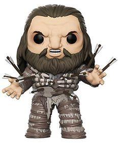 "Funko Pop Game of Thrones: GOT - Wun W/ Arrows - 6"" Toy Figure"