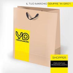 La tua shopper personalizzata: il valore aggiunto al prodotto che vuoi vendere!