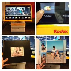 Made a Fathers Day photo book @ Kodak Picture Kiosk. For limited time they are BOGO http://kodak.ly/dadsd13