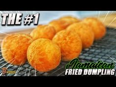 HOW TO MAKE JAMAICAN FRIED DUMPLINGS Johnny Cakes Fry Bakes  Detailed Steps For Success   HAWT CHEF - YouTube Carribean Food, Caribbean Recipes, Jamaican Fried Dumplings, Jamaican Recipes, Quick Bread, Other Recipes, Food Dishes, Food To Make, Fries