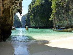 voyage Thaïlande circuit ïle Koh Phi Phi