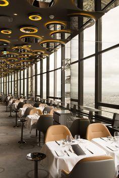 Restaurante Ciel de Paris | tempodadelicadeza