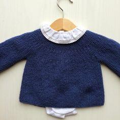 esquema casaco bebé #1 | baby vest pattern #1                                                                                                                                                     Más