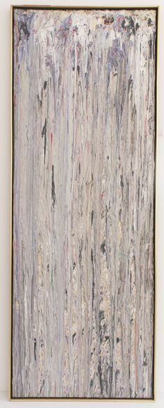 Larry Poons, Untitled, Acrylic on canvas, 80 x 29 inches Post Painterly Abstraction, Abstract Painters, Op Art, Abstract Expressionism, American Art, Color Inspiration, Larry, Still Life, Original Artwork