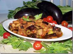 caponata di melenzane ricetta siciliana (20)