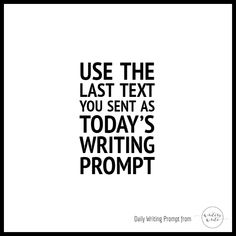 """Daily Writing Prompt – Writers Write """"I just put in my notice. Writing Prompts For Writers, Creative Writing Prompts, Writers Write, Writing Quotes, Writing Advice, Writing Help, Writing Ideas, Music Writing, Writing Poetry"""