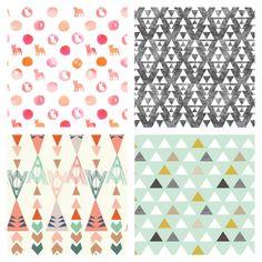 Fabric Wish List - Spoonflower