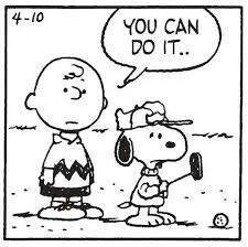 Snoopy the golfer!!