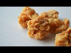Simple and Easy recipe for crispy and juicy KFC style popcorn chicken. Kfc Extra Crispy Fried Chicken Recipe, Kfc Popcorn Chicken Recipe, Chicken Recipes Video, Fried Chicken Recipes, Baked Chicken, Tandoori Chicken, Yummy Easy Snacks, Kfc Style Chicken, Ramadan Recipes