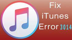 How to #Fix #iTunes #Error #3014 When Updating/Restoring #iPhone