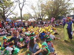 EN DESARROLLO SOCIAL: Los CDI de la Provincia celebraron la llegada de la Primavera #VamosParaAdelante