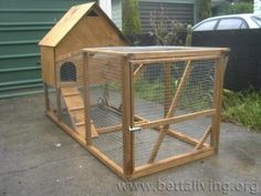 this is the chicken coop I want!