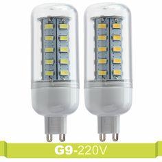 SMD 5730 Spotlight For Indoor lighting Energy Saving Light Spot LED Corn Bulb 24 30 48 56 69 72 Leds Lamparas Bombillas G9 Led, Vintage Microphone, Spots, Save Energy, Bulbs, Indoor, Lights, Lightbulbs, Interior