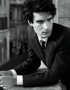 VALENTINO UOMO - Fragrance Campaign with Louis Garrel