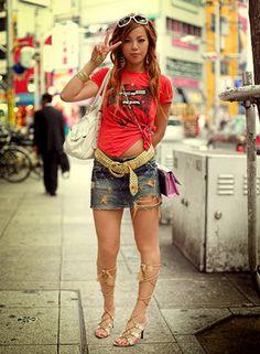 Japanese Street Fashion <3