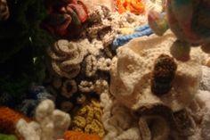 The Hawaii Hyperbolic Crochet Coral Reef Exhibit
