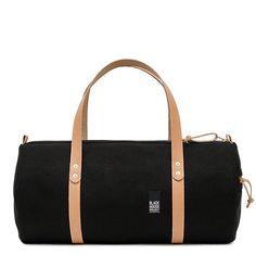 NEW Duffle Bag - Black by BLACKHOUSEPROJECT on Etsy https://www.etsy.com/listing/191477719/new-duffle-bag-black
