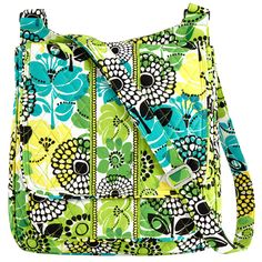 Vera Bradley Mailbag Crossbody. Love love love this bag!  This one is the one I really want!  Any color would be nice!