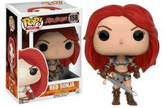 Funko POP Movies: Red Sonja