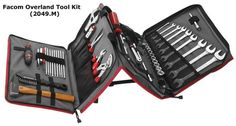 Facom Overland Tool Set Metric set in a soft dual access case. See photo for c - auto parts for your vehicle at Ultimate Garage Garage Shed, Garage House, Ultimate Garage, Aircraft Maintenance, Tallit, Mechanic Tools, Defender 90, Edc Tools, Design Research