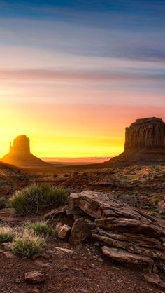 Monument Valley, United States (Little known fact: I ~love~ Monument Valley)