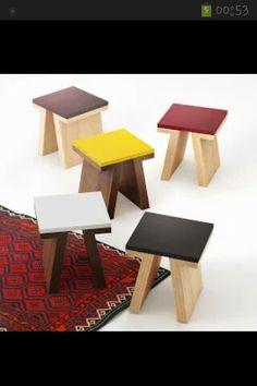 TAO set on Behance - Khaled Aldrees - Free Ikea Furniture, Plywood Furniture, Furniture Projects, Cool Furniture, Wood Projects, Furniture Design, Furniture Stores, Furniture Plans, Cool Woodworking Projects