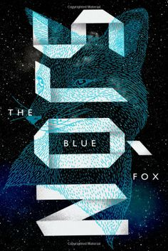 The Blue Fox: A Novel: Sjón, Victoria Cribb | Book Cover Design